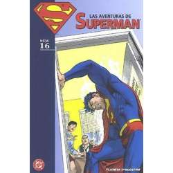 LAS AVENTURAS DE SUPERMAN 16