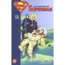 LAS AVENTURAS DE SUPERMAN 18