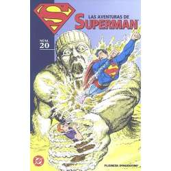 LAS AVENTURAS DE SUPERMAN 18
