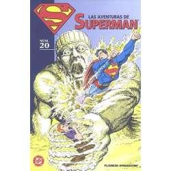 LAS AVENTURAS DE SUPERMAN 20