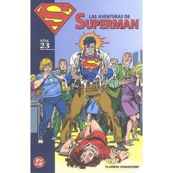 LAS AVENTURAS DE SUPERMAN 23