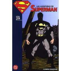 LAS AVENTURAS DE SUPERMAN 29