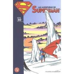 LAS AVENTURAS DE SUPERMAN 30