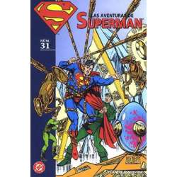 LAS AVENTURAS DE SUPERMAN 31