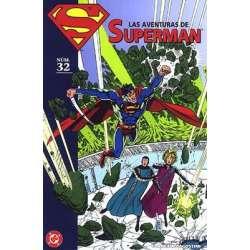 LAS AVENTURAS DE SUPERMAN 32