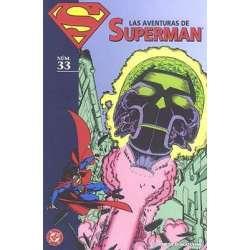 LAS AVENTURAS DE SUPERMAN 33