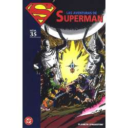 LAS AVENTURAS DE SUPERMAN 35