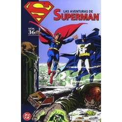 LAS AVENTURAS DE SUPERMAN .36
