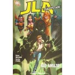 JLA CLAIFICADO  Kid amazo  07