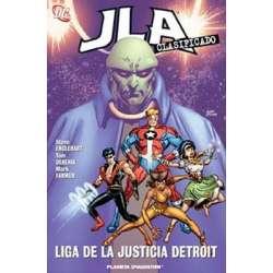 JLA Clasificado, DETROIT Vol 4