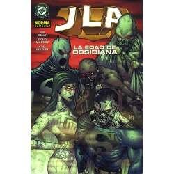JLA, La edad  de obsidiana...