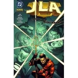 JLA, En busca de aquaman...