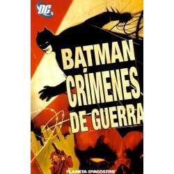 BATMAN  Crimenes de guerra
