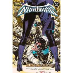 NIGTHWING Vol,02  El dia...