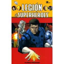 Legión de Superhéroes vol...