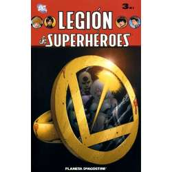 LEGION DE SUPERHEROES Vol,...