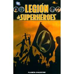 LEGION DE SUPERHEROES, Vol...