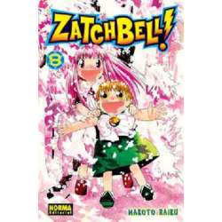 ZATCHBELL Vol.08