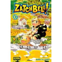 ZATCHBELL Vol, 10