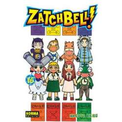 Zatch Bell Vol, 16