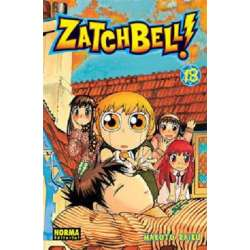 ZATCH BELL Vol .18