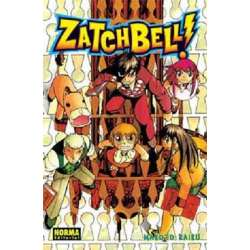 ZATCH BELL Vol,19