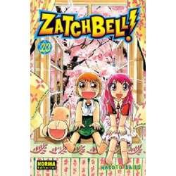 ZATCH BELL Vol,20
