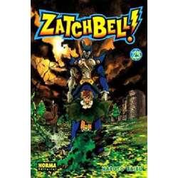 ZATCH BELL. Vol,25