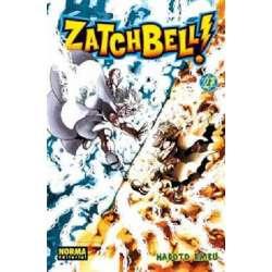 ZATCH BELL, Vol,27