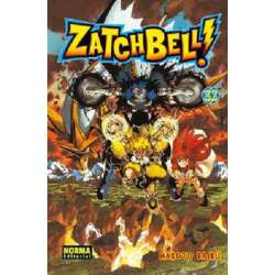 ZATCH BELL, Vol,32