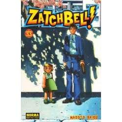 ZATCH BELL, Vol,33