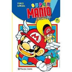 SUPER MARIO  AVENTURAS Vol,15