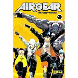 AIRGEAR Vol,14