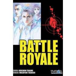 BATTLE ROYALE 04