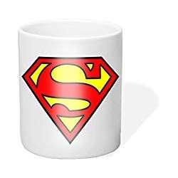 TAZA DE SUPERMAN