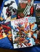Todos los cómics, comic-book, tebeos, que podéis encontrar en Roymac.